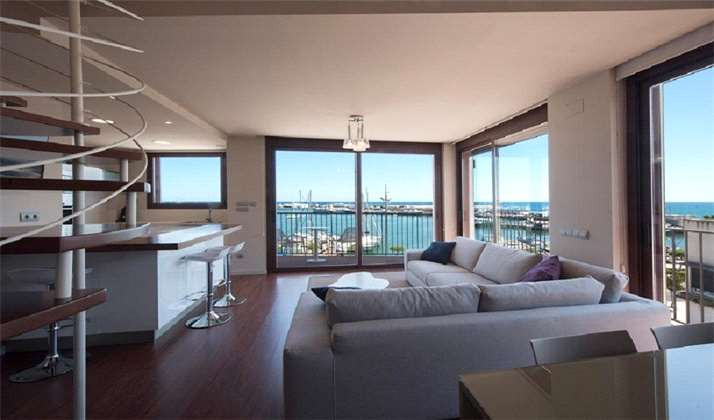 Gatell Apartment with Sea View